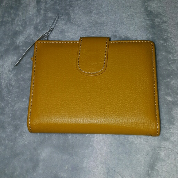 e63231a18f0 Leather wallet from Nordstrom rack